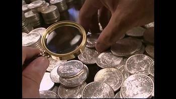 Monaco Rare Coins Morgan Silver Dollars TV Spot - Thumbnail 1