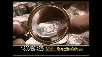 Monaco Rare Coins Morgan Silver Dollars TV Spot - Thumbnail 10