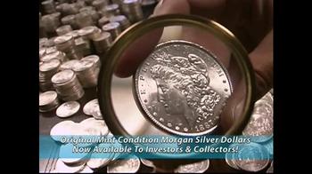 Monaco Rare Coins Morgan Silver Dollars TV Spot - Thumbnail 4