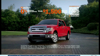 Ford Built Ford Tough Sales Event TV Spot, 'Build and Haul' - Thumbnail 9