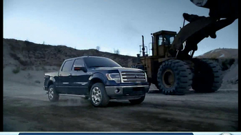 Ford Built Ford Tough Sales Event TV Spot, 'Build and Haul'
