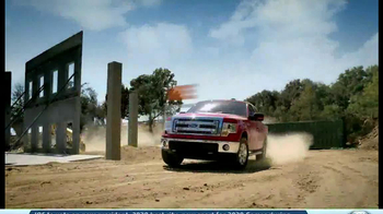 Ford Built Ford Tough Sales Event TV Spot, 'Build and Haul' - Thumbnail 5