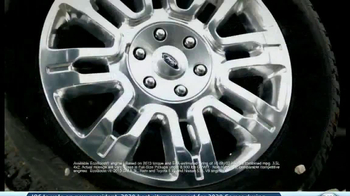 Ford Built Ford Tough Sales Event TV Spot, 'Build and Haul' - Thumbnail 6