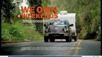 Ford Built Ford Tough Sales Event TV Spot, 'Build and Haul' - Thumbnail 8