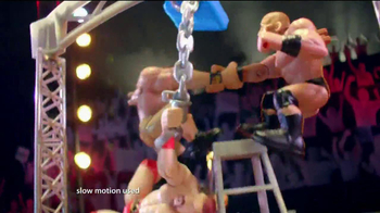 WWE Power Slammers Wrecking Brawl Playset TV Spot - Thumbnail 10