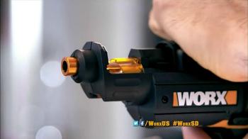 Worx SD Semi-Automatic Driver TV Spot, 'Right Tool' - Thumbnail 7