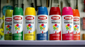 Krylon Color Master TV Spot, \'Superhero\'