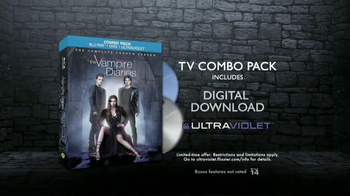 Vampire Diaries: The Complete Fourth Season Blu-ray Combo Pack TV Spot - Thumbnail 9
