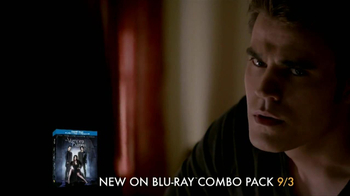 Vampire Diaries: The Complete Fourth Season Blu-ray Combo Pack TV Spot - Thumbnail 2