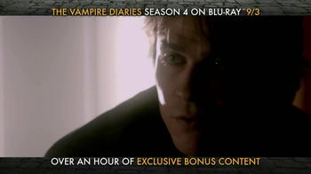 Vampire Diaries: The Complete Fourth Season Blu-ray Combo Pack TV Spot - Thumbnail 4
