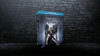 Vampire Diaries: The Complete Fourth Season Blu-ray Combo Pack TV Spot