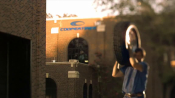Cooper Tires TV Spot, 'Rolling Tire' - Thumbnail 1