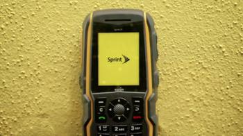 Sprint Ultra Rugged Phones TV Spot - Thumbnail 2