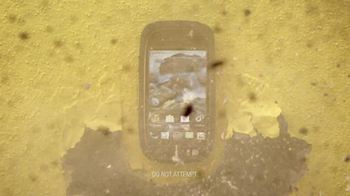 Sprint Ultra Rugged Phones TV Spot - Thumbnail 4