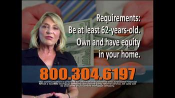 Grassland Financial TV Spot, 'Reverse Mortgages' - Thumbnail 1