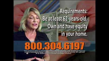 Grassland Financial TV Spot, 'Reverse Mortgages' - Thumbnail 10