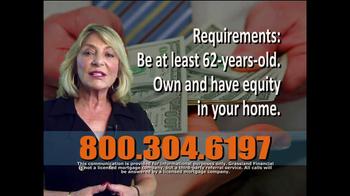 Grassland Financial TV Spot, 'Reverse Mortgages' - Thumbnail 3