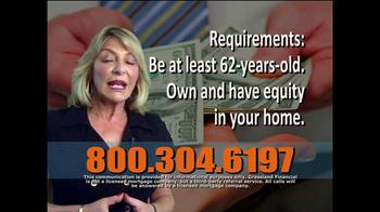 Grassland Financial TV Spot, 'Reverse Mortgages' - Thumbnail 8