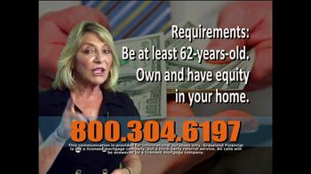 Grassland Financial TV Spot, 'Reverse Mortgages' - Thumbnail 9