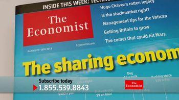 The Economist TV Spot