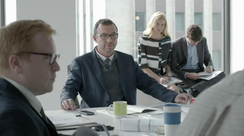 Motorola TV Spot, 'Lazy Phone: Boardroom' Featuring T.J. Miller - Thumbnail 7