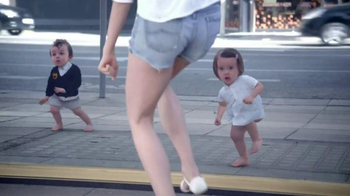 Evian TV Spot, 'Baby and Me' - Thumbnail 3