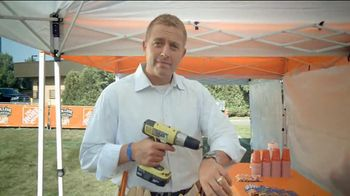 The Home Depot TV Spot, 'ESPN: College Gameday' - 205 commercial airings