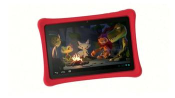 Nabi Tablet TV Spot, 'Kindle: Bedtime' - Thumbnail 8