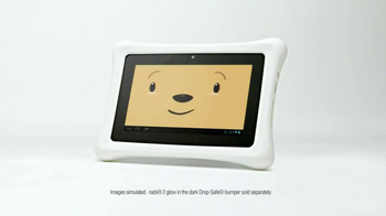 Nabi Tablet TV Spot, 'Kindle: Bedtime' - Thumbnail 1