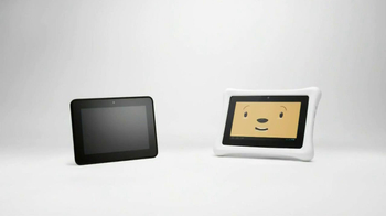 Nabi Tablet TV Spot, 'Kindle: Bedtime'