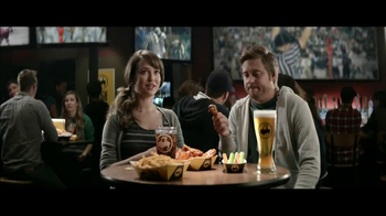 Buffalo Wild Wings TV Spot, 'Mixing Sauces' - Thumbnail 10