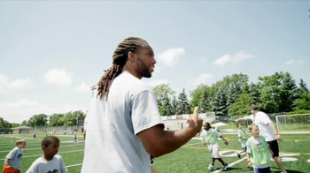 University of Phoenix TV Spot Featuring Larry Fitzgerald - Thumbnail 9