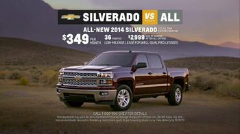 2014 Chevrolet Silverardo TV Spot, 'No-Man's Land' - Thumbnail 9