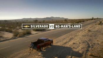 2014 Chevrolet Silverardo TV Spot, 'No-Man's Land' - Thumbnail 1