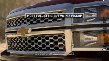 2014 Chevrolet Silverardo TV Spot, 'No-Man's Land' - Thumbnail 4