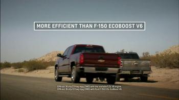 2014 Chevrolet Silverardo TV Spot, 'No-Man's Land' - Thumbnail 5