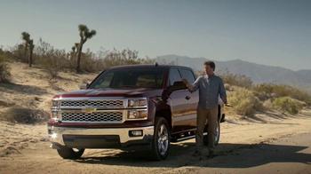 2014 Chevrolet Silverardo TV Spot, 'No-Man's Land' - Thumbnail 6