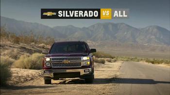 2014 Chevrolet Silverardo TV Spot, 'No-Man's Land' - Thumbnail 7