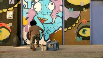 Mentos TV Spot, 'Skateboarder' - Thumbnail 6