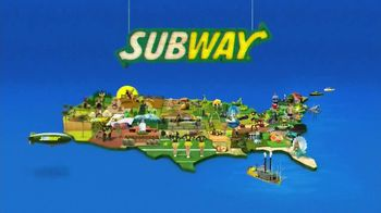 Subway SUBtember TV Spot, 'Celebrate'