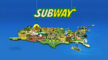 Subway SUBtember TV Spot, 'Celebrate' - Thumbnail 1