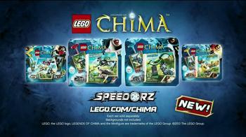LEGO Legends of Chima Speedorz Trap TV Spot - Thumbnail 8