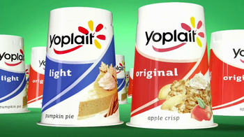 Yoplait TV Spot, 'Fall Favorites' - 2123 commercial airings