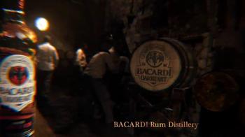 Bacardi Oakheart Spice Rum TV Spot, 'Distillery' - Thumbnail 2