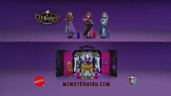 Monster High TV Spot, '13 Wishes' - Thumbnail 10