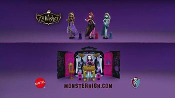 Monster High TV Spot, '13 Wishes' - Thumbnail 9