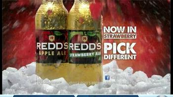 Redd's Strawberry Ale TV Spot, 'Raining Strawberries' - Thumbnail 10