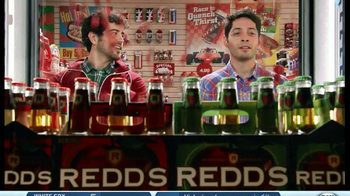 Redd's Strawberry Ale TV Spot, 'Raining Strawberries' - Thumbnail 6