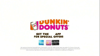 Dunkin' Donuts Angus Steak Big N' Toasted TV Spot,  'Ambiance' - Thumbnail 10