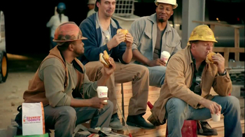 Dunkin' Donuts Angus Steak Big N' Toasted TV Spot,  'Ambiance' - Thumbnail 5